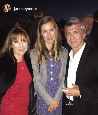 jane seymour et joe lando